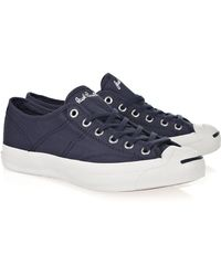 Converse Jack Purcell Helen Sneakers - Lyst