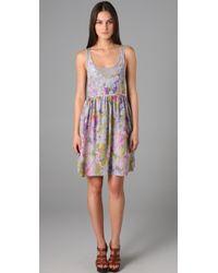 Twenty8Twelve - Layered Dress - Lyst