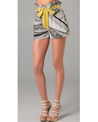 Sass & Bide - A Lighted World Shorts - Lyst