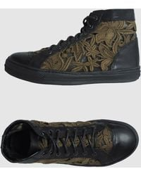 Gianni Barbato High-top Sneaker - Lyst