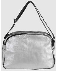 Sissi Rossi - Large Leather Bag - Lyst