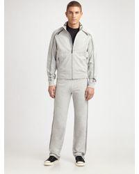 Zegna Sport - Track Jacket - Lyst