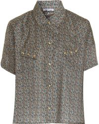 Surface To Air - El Ray Western Shirt - Lyst