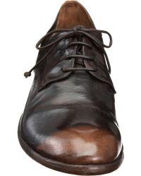 Officine Creative - Plain Toe Blucher - Lyst