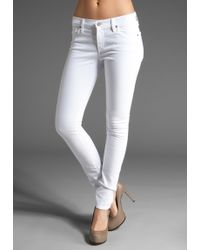 Citizens of Humanity Thompson High Rise Skinny - Lyst