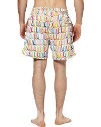 Limoland - Multi-coloured Swim Shorts - Lyst