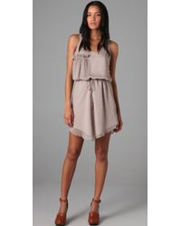 The Addison Story - V Weave Dress - Lyst