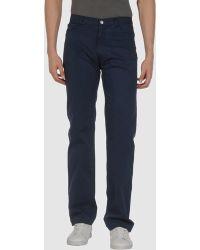 Versace Sport Casual Pants - Lyst