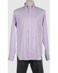 Aquascutum Long Sleeve Shirt - Lyst