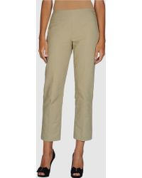 Michael Kors Casual Trousers - Lyst