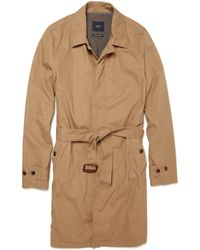 J.Crew | Holborn Cotton Trench Coat | Lyst