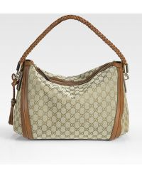 Gucci Bella Medium Hobo - Lyst