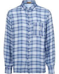 Peter Jensen - Checked Shirt - Lyst