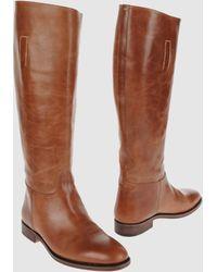 Eligio Garbo Boots - Lyst