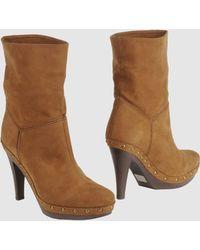 Stella McCartney Ankle Boots - Lyst
