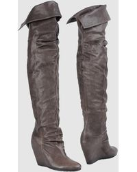 Vic Matie' High-heeled Boots - Lyst
