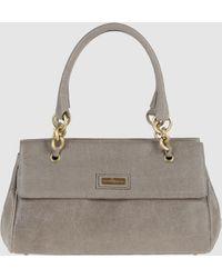 Bruno Magli - Medium Leather Bag - Lyst