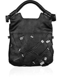 Foley + Corinna | Grand St. Embellished Leather Bag | Lyst