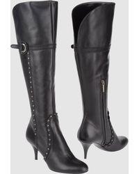 Dior High-heeled Boots - Lyst