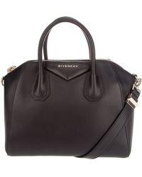 Givenchy Small Antigona Bag - Lyst