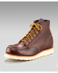 Red Wing Classic Work Boot - Lyst