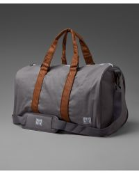 Herschel Supply Co. Ravine Bag in Grey/tan - Lyst