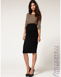 ASOS Collection Asos Maternity Jersey Pencil Skirt - Lyst