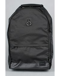 Nixon The Recruit Carry-on Travel Bag in All Black - Lyst