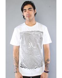 Wesc The Optic Icon Tee in White - Lyst