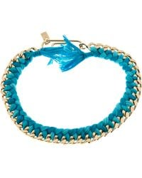 Aurelie Bidermann Do Brasil Bracelet 4 Mm - Lyst