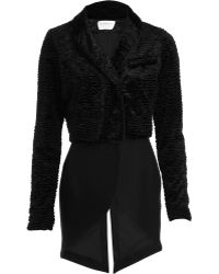 Rodarte x Opening Ceremony Tail Coat - Lyst