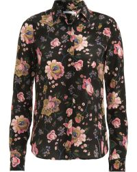Rodarte x Opening Ceremony Floral Top - Lyst