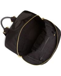 Mulberry - Henry Leather trimmed Backpack - Lyst
