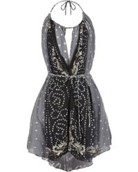 AllSaints Narnia Dress - Lyst