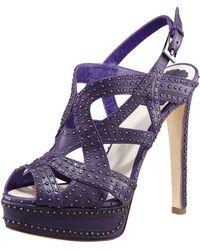 Dior Audance Studded Platform Sandal - Lyst
