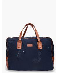 DSquared² - Canvas Duffle Bag - Lyst
