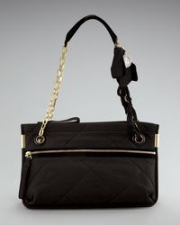 Lanvin Amalia Quilted Shoulder Bag - Lyst