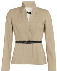 MAX&Co. - Belted Jacket - Lyst