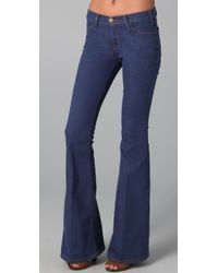 Current/Elliott The Bell Jeans - Lyst