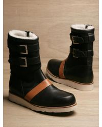 Mr. Hare Mens Isambard Boots