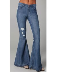 Pray For Mother Nature | Ring My Bell Flare Jeans | Lyst