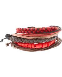 ASOS - Asos Comanche Bracelet Pack - Lyst
