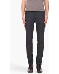 Theory Haydin Trousers - Lyst