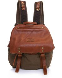 Will Leather Goods Lennon Rucksack - Lyst