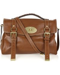 Mulberry - Alexa Leather Bag - Lyst