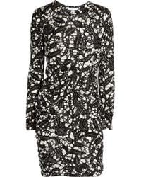 Thakoon Addition - Batik-print Jersey Dress - Lyst