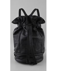 Cheap Monday | The Zydney Bag in Black | Lyst