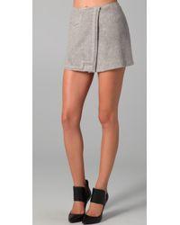 Hakaan - Sicilia Skirt - Lyst