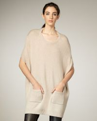 Graham & Spencer - Oversize Knit Sweater - Lyst