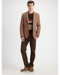 Marc By Marc Jacobs Roxy Herringbone Jacket - Lyst